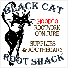 Black Cat Root Shack